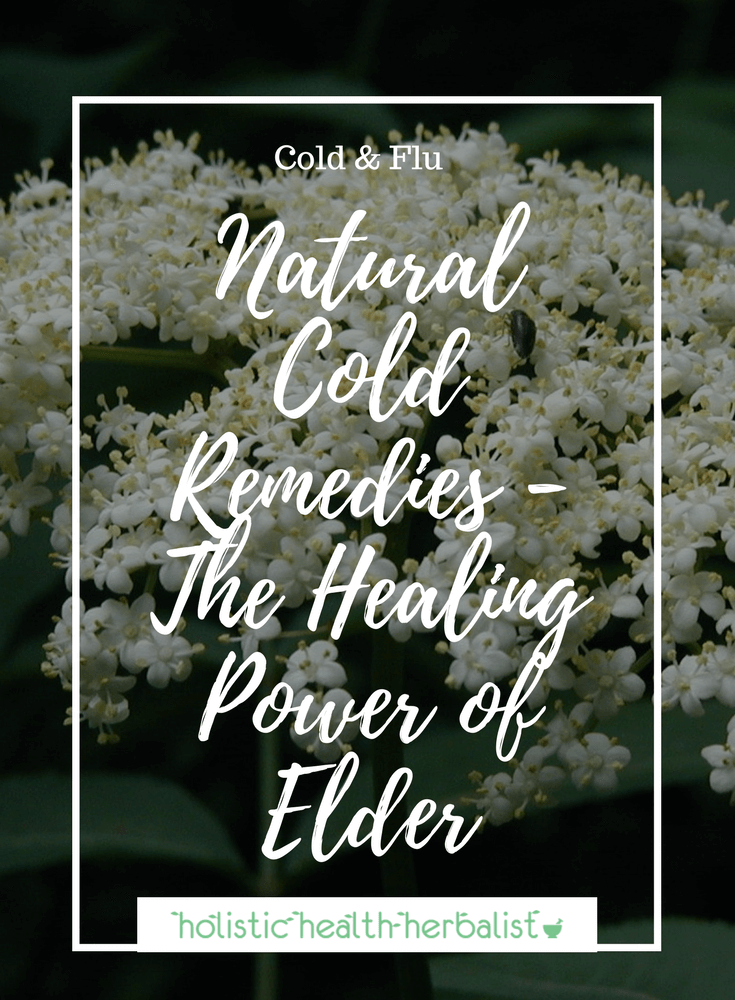 Natural Cold Remedies - The Healing Power of Elderberry - Elderberry is one of my must have herbs all year round for treating colds and flu. Learn about my favorite remedies to make with elderberries.