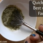Quick Tip on the Best way to Mix Facial Clay