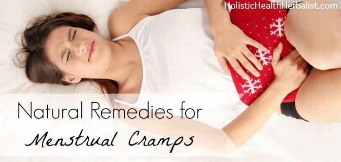 Natural Remedies for Menstrual Cramps