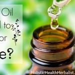 Is That Oil Good to Use for Acne?
