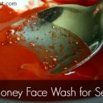 Clay and Honey Face Wash for Sensitive Skin