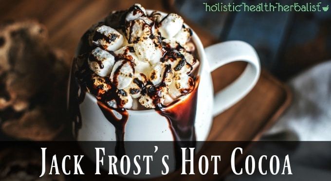 Jack Frost's Hot Cocoa