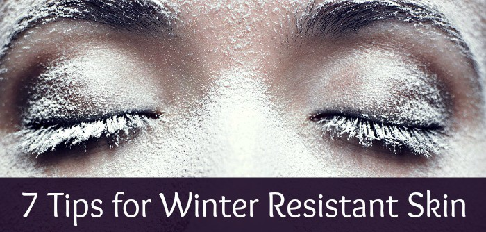 Winter resistant skin remedies for dry skin.