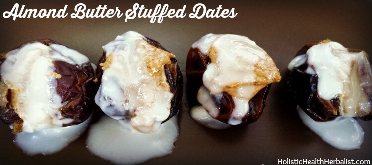 how to make stuffed dates