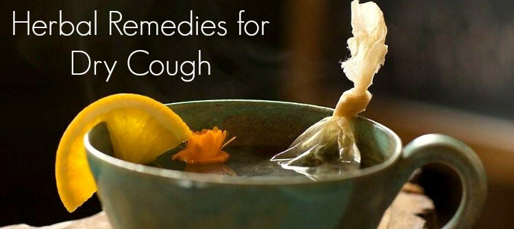 herbs for dry cough