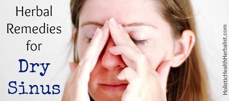 dry nose remedies