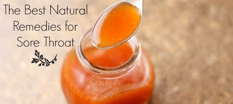 The Best Natural Remedies for Sore Throat