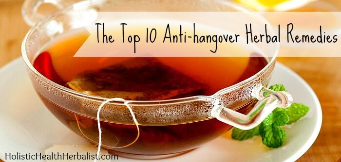 anti-hangover cures