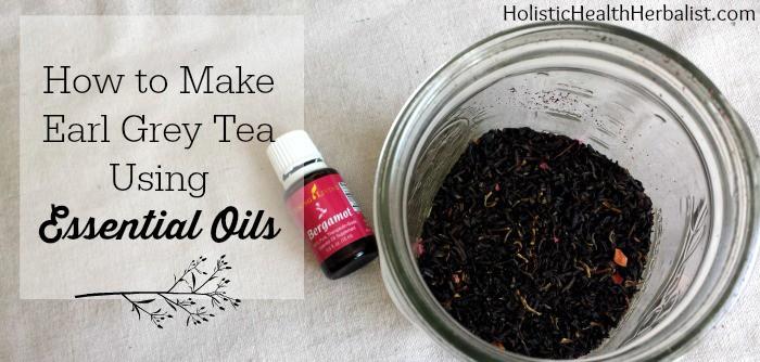 how to make earl grey tea