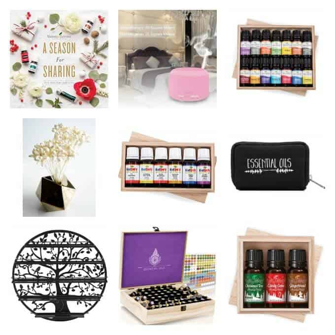 Essential Oil Gift Guide