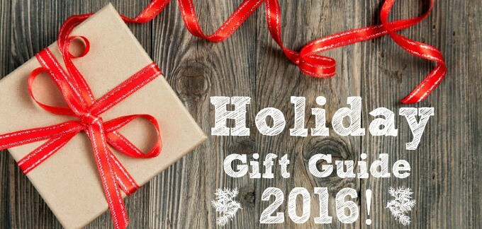 Holiday Gift Guide 2016!