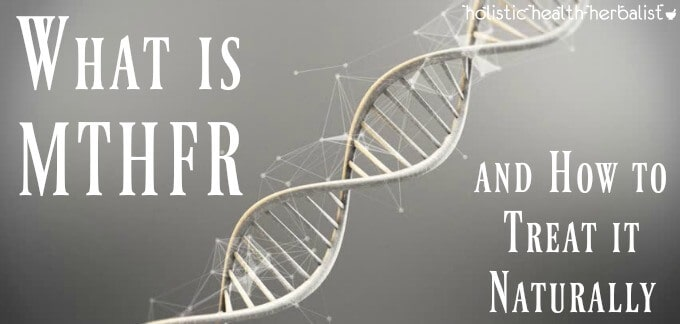 What is MTHFR and How to Treat it Naturally - Holistic