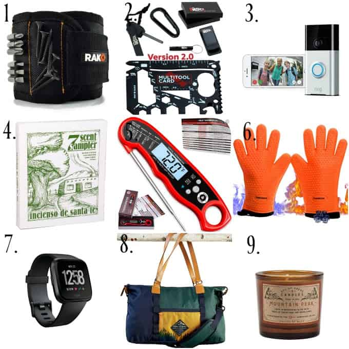 Holiday Gift Guide 2018 men