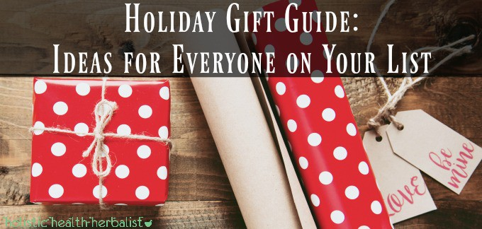 Holiday Gift Guide Ideas for Everyone on Your List