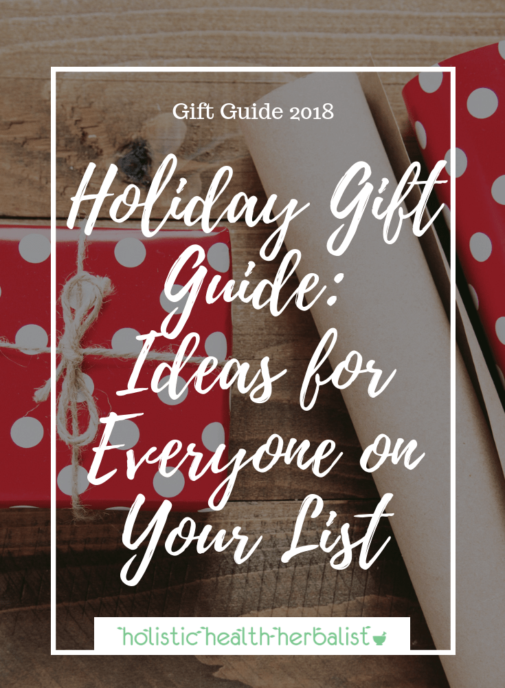 Holiday Gift Guide Ideas for Everyone on Your List - Here's this years best gifts for friends and family!