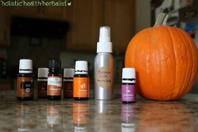 Pumpkin Spice Aroma Spray