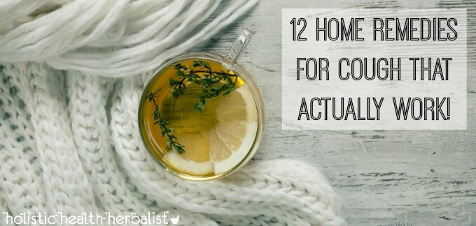 12 Home Remedies for Cough That Actually Work!
