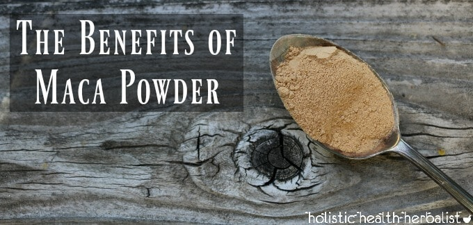 The Benefits of Maca Powder