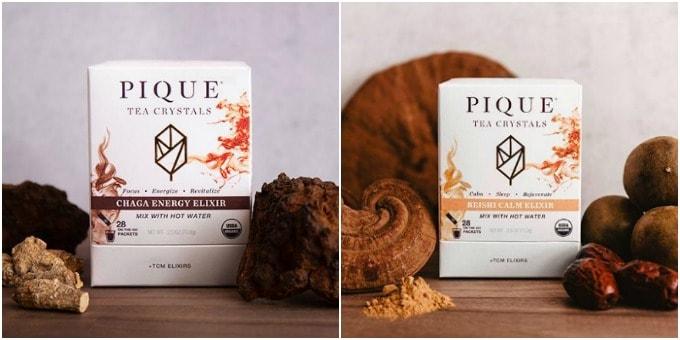 Pique Tea Review