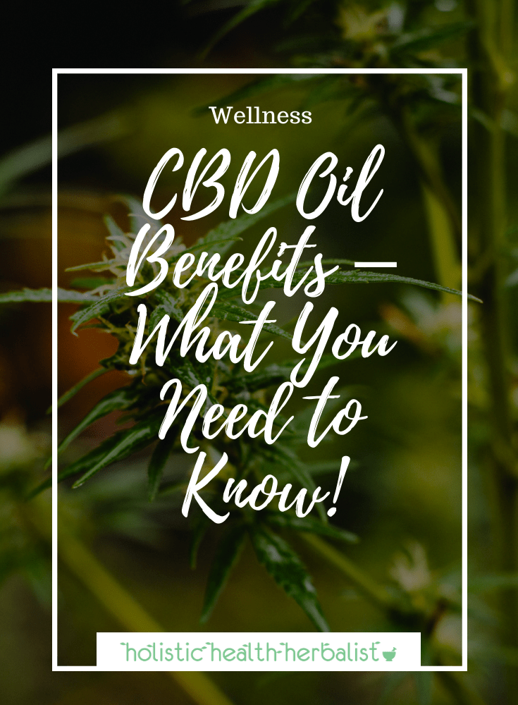 CBD Oil Benefits – What You Need to Know! - CBD isn't the evil drug you think it is, in fact, it's an amazing remedy for almost every ailment imaginable without the psychoactive effects.
