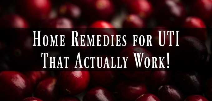 Home Remedies for UTI That Actually Work!