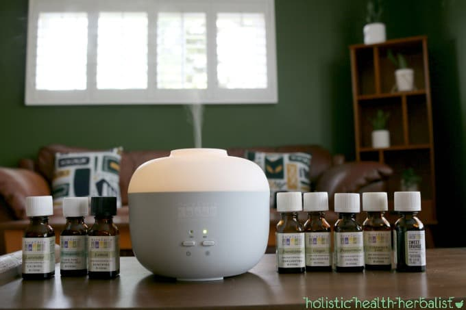 Photo of Aura Cacia diffuser
