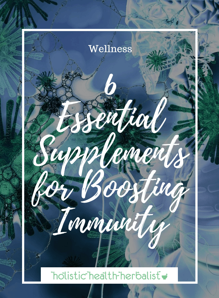 6 Essential Supplements for Boosting Immunity